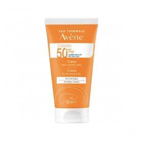 AVÈNE Solaire crème SPF 50+ 50ml