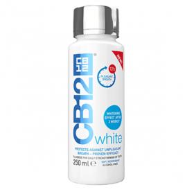 CB12 Bain de bouche white 250ml
