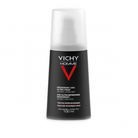 VICHY Homme déodorant 24h ultra frais 100ml