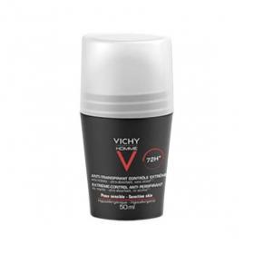 VICHY Homme déodorant anti-transpirant 72h 50ml