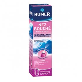 URGO Humer spray nasal nez bouché nourrisson et enfant 50ml