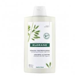 KLORANE Avoine shampooing extra doux 400ml
