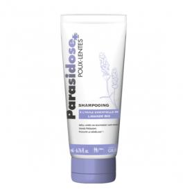 PARASIDOSE Poux lentes shampooing à la lavande bio 200ml