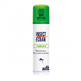 INSECT ECRAN Anti-moustique familial 100ml