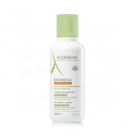 A-DERMA Exomega control crème émolliente 400ml