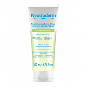 NEUTRADERM Shampooing extra-doux dermo-protecteur 200ml