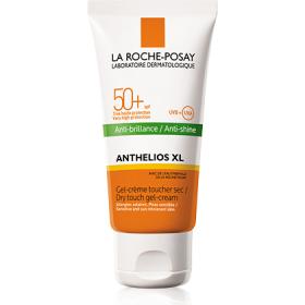 Anthelios xl gel crème toucher sec sans parfum spf50+ 50ml