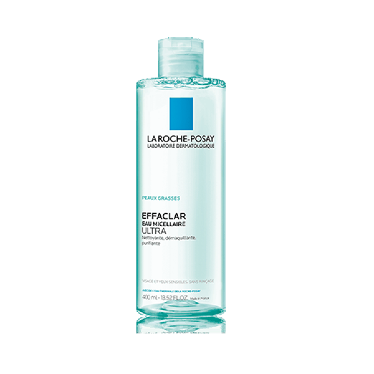 la roche posay effaclar eau micellaire purifiante 200ml parapharmacie pharmarket. Black Bedroom Furniture Sets. Home Design Ideas