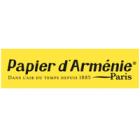 logo marque PAPIER D'ARMÉNIE
