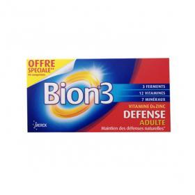 BION 3 défense adulte 90 comprimés