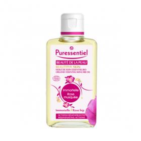 PURESSENTIEL Beauté de la peau huile de soin essentiel bio 100ml