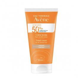 AVÈNE Solaire crème teintée SPF 50+ 50ml