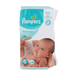 PAMPERS ProCare premium protection taille 0 38 couches