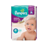 PAMPERS Active fit taille 4+ 21 couches