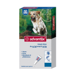 BAYER Advantix spot-on grand chien 4 pipettes